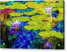 Lilly Acrylic Print
