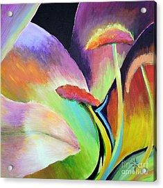 Lily Too Acrylic Print
