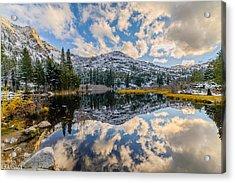 Lily Lake Acrylic Print