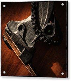 Acrylic Print featuring the photograph Limb Pocket by Tim Nichols