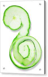 Lime.. Acrylic Print