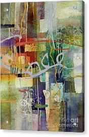 Liminal Spaces Acrylic Print by Hailey E Herrera
