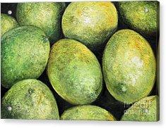 Limones Acrylic Print