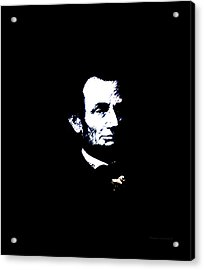 Lincoln Always With Us Acrylic Print