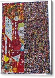Lincoln- California Acrylic Print