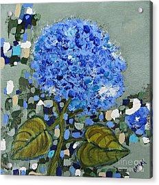 Lindsey's Flower Acrylic Print