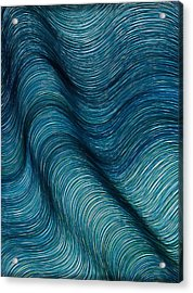 Lineas No.2 Acrylic Print by George Sanen