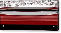 Lines 3 Acrylic Print