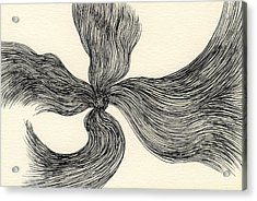 Lines - #ss13dw023 Acrylic Print by Satomi Sugimoto