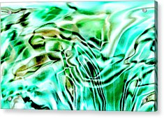 Liquid Acrylic Print by Eileen Shahbazian