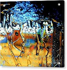 Liquidity Acrylic Print