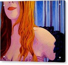 Lisa Darling  I - The Irish Burlesque School Acrylic Print