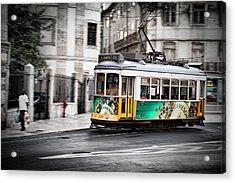 Lisboa Tram IIi Acrylic Print