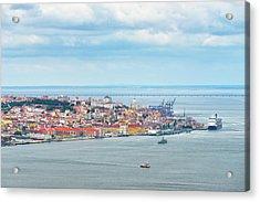 Lisbon 10 Acrylic Print