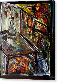 Lithium Number One Acrylic Print by Jon Baldwin  Art
