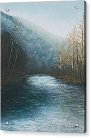 Little Buffalo River Acrylic Print