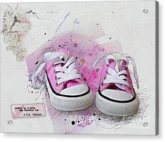Little By Little Acrylic Print