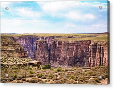 Little Canyon Acrylic Print