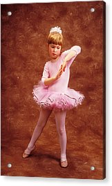 Little Dancer Acrylic Print by Garry Gay