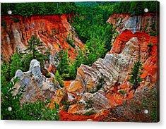 Little Grand Canyon Acrylic Print
