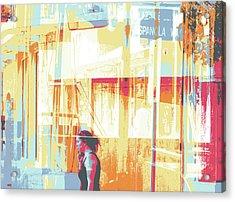 Little Havana  Acrylic Print by Shay Culligan