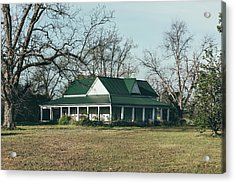 Acrylic Print featuring the photograph Little House On The Prairie by Kim Hojnacki
