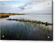 Little Jetty Acrylic Print