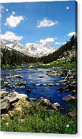 Little Lake Acrylic Print