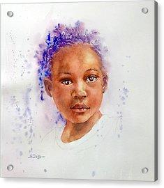 Little One Acrylic Print
