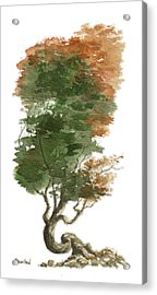 Little Tree 15 Acrylic Print