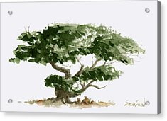 Little Tree 5 Acrylic Print