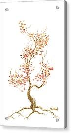 Little Tree 52 Acrylic Print by Sean Seal