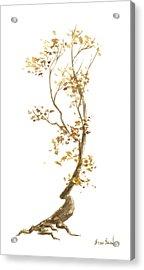 Little Tree 57 Acrylic Print by Sean Seal