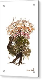 Little Tree 67 Acrylic Print