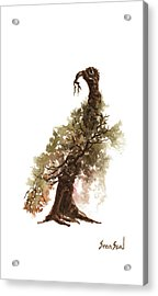 Little Tree 69 Acrylic Print