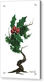 Little Tree 96 Acrylic Print