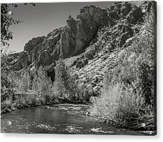 Little Wood River 2 Acrylic Print