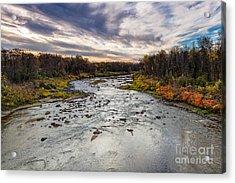 Littlefork River Acrylic Print