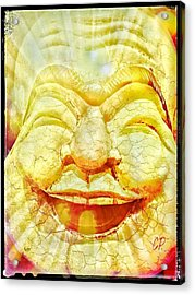 Live, Love, Laugh Acrylic Print