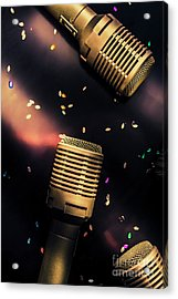 Live Musical Acrylic Print by Jorgo Photography - Wall Art Gallery