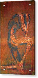 Acrylic Print featuring the painting Live Rust by Jarko Aka Lui Grande