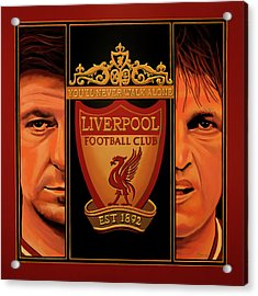 Liverpool Painting Acrylic Print