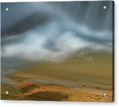 Acrylic Print featuring the photograph Living Waters by Rick Hartigan