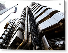 Lloyds Building London  Acrylic Print