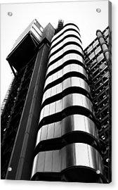 Lloyds Of London Acrylic Print by Martin Newman