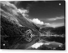 Llyn Gwynant Acrylic Print