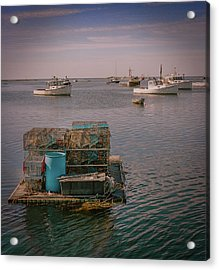 Lobstar Pot Float Acrylic Print