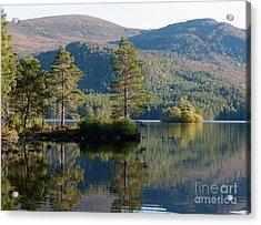 Loch An Eilein - Cairngorms National Park Acrylic Print