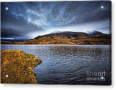 Loch Cill Chrisiod Acrylic Print by Nichola Denny