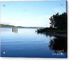 Loch Lomond Acrylic Print by Mini Arora